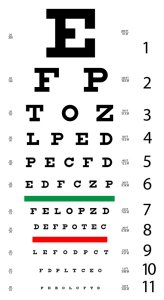 eye tests in salem